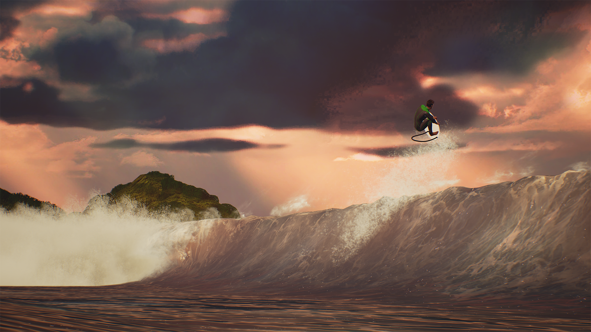 Surf World Series, PC, PS4, Xbox One,