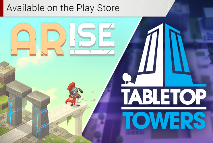 Arise And Tabletop Towers Out Now On Play Store Climax Studios